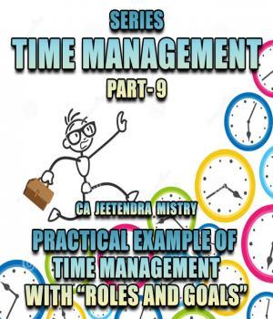 Time management - Part 9