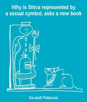 Why is Shiva represented by a sexual symbol, asks a new book